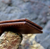 Сумки и аксессуары handmade. Livemaster - original item Separately leather vegetable tanned