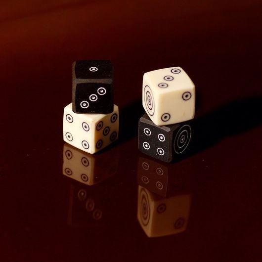 Настольные игры ручной работы. Ярмарка Мастеров - ручная работа. Купить Зарики игральные кости. Handmade. Зарики, игральные кубики