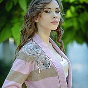 Одежда ручной работы. Ярмарка Мастеров - ручная работа Petale de rose. Handmade.