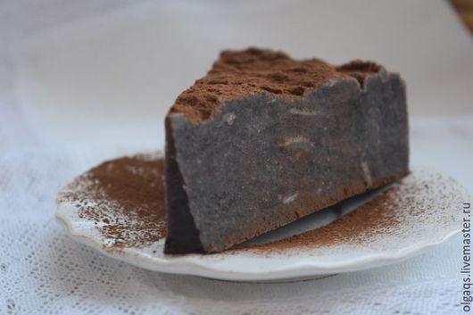 """Мыло ручной работы. Ярмарка Мастеров - ручная работа. Купить Мыло"""" Шоколадный Трюфель"""". Handmade. Коричневый, трюфель евы"""