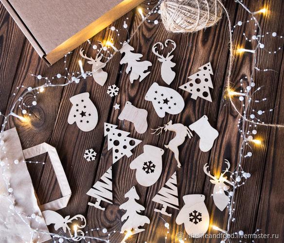 Лимитированные елочные игрушки для нового года! Новогодние украшения для дома и интерьера! Купить елочные игрушки в СПб
