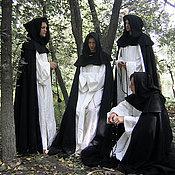 Одежда handmade. Livemaster - original item Costume of a monk (Dominican Order). Handmade.