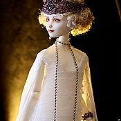 Куклы и игрушки ручной работы. Ярмарка Мастеров - ручная работа Gladys. Шарнирная кукла из серии Девушки Зигфилда. Handmade.