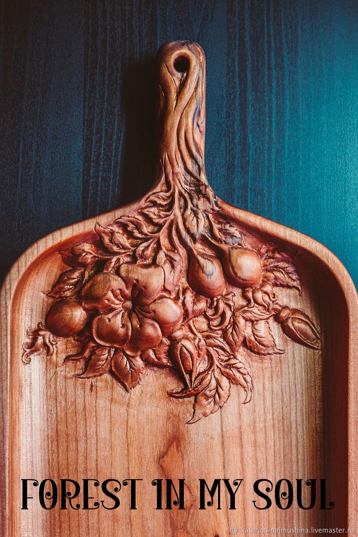 Кухонная доска для подачи, разделочная доска, Разделочные доски, Нижний Новгород,  Фото №1