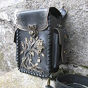 Сумки и аксессуары handmade. Livemaster - original item Loincloth bag