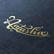 Вывески ручной работы. Ярмарка Мастеров - ручная работа Логотип, вензель, монограмма, штамп для швеи или вышивальщицы. Handmade.