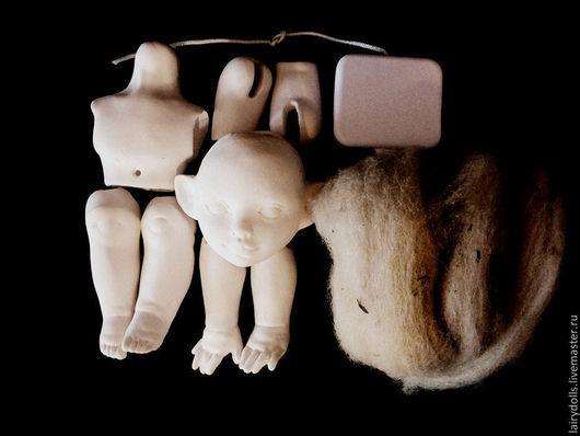"""Куклы и игрушки ручной работы. Ярмарка Мастеров - ручная работа. Купить Набор для творчества """"Музыкальный Шептун"""". Handmade. Бежевый, детали"""