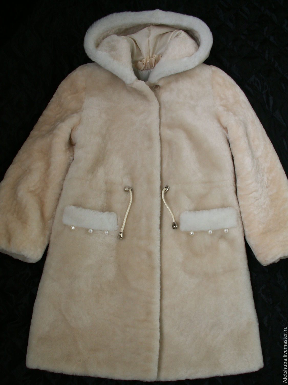 Mutton fur coat children's, Childrens outerwears, Pyatigorsk,  Фото №1