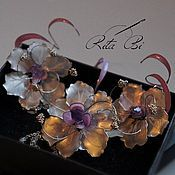 Украшения handmade. Livemaster - original item Jewelry jewelry set