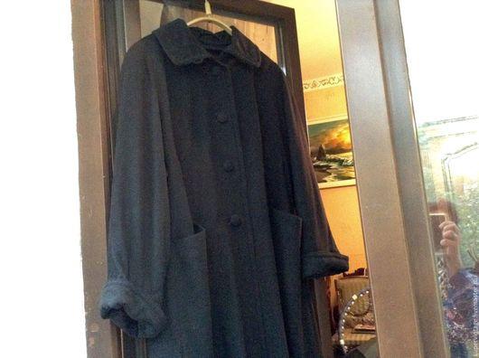 Одежда. Ярмарка Мастеров - ручная работа. Купить B.Rieger Pelzmoden GmbH  пальто новое, демисезонное , оригинал. Handmade.