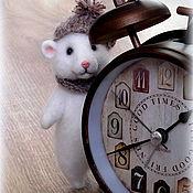 Куклы и игрушки ручной работы. Ярмарка Мастеров - ручная работа Мышонок Фрэнки. Handmade.