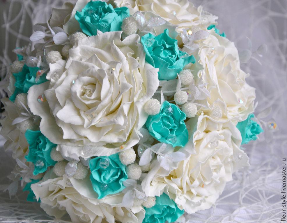 Ювелирные свадебные букеты мастер класс фото #11