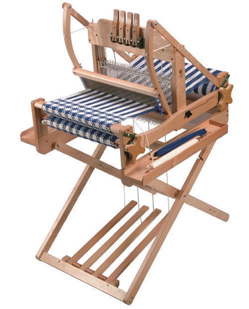 Валяние ручной работы. Ярмарка Мастеров - ручная работа. Купить 4-х ремизный ткацкий станок FS4 40, 60 или 80 см. Handmade.