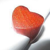 """Украшения ручной работы. Ярмарка Мастеров - ручная работа кольцо """"Дела сердечные"""". Handmade."""