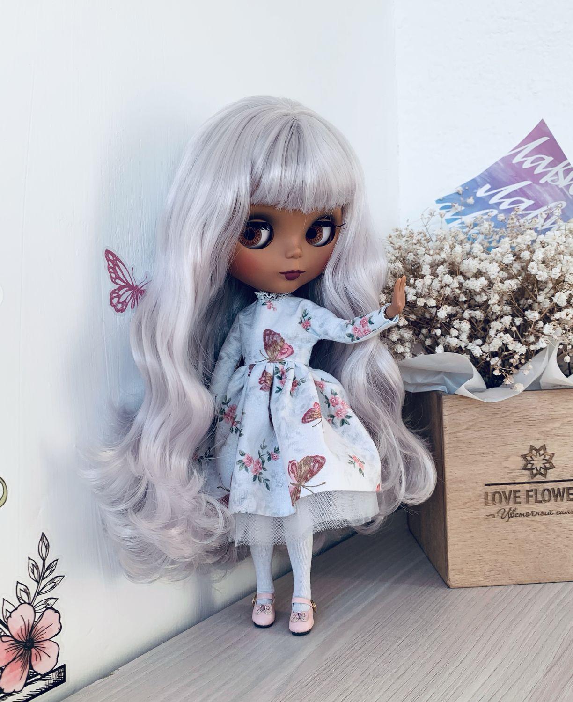 Куколка Блайз в красивом наряде и в подарочной упаковке, Шарнирная кукла, Магнитогорск,  Фото №1
