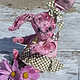 Мишки Тедди ручной работы. Глашенька)). Наталья Кулапина (nata-nzp). Ярмарка Мастеров. Тедди мишка, зайка, зайка в одежде
