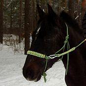 Для домашних животных, ручной работы. Ярмарка Мастеров - ручная работа Сайд пулл для лошади. Handmade.
