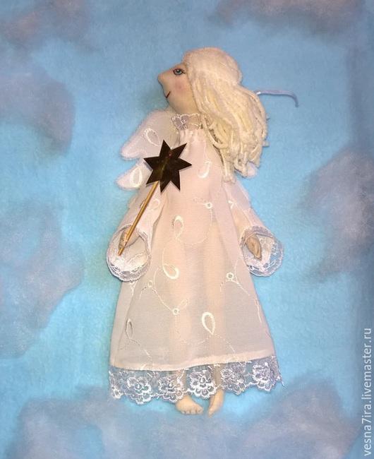 """Куклы и игрушки ручной работы. Ярмарка Мастеров - ручная работа. Купить Набор для шитья куклы : """"Ангел-хранитель"""". Handmade."""