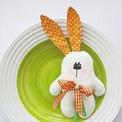 Куклы и игрушки ручной работы. Ярмарка Мастеров - ручная работа Зайчик Fresh carrot. Handmade.