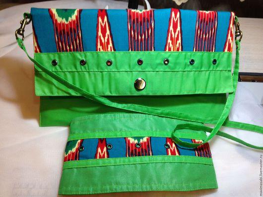 Женские сумки ручной работы. Ярмарка Мастеров - ручная работа. Купить Кислотный дождь. Handmade. Ярко-зелёный, модный аксессуар