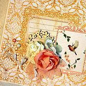 Подарки к праздникам ручной работы. Ярмарка Мастеров - ручная работа Фотоальбом на свадьбу. Handmade.