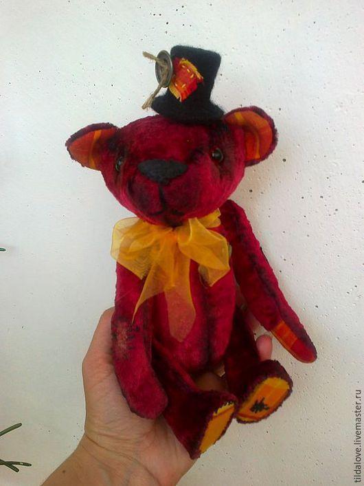 Мишки Тедди ручной работы. Ярмарка Мастеров - ручная работа. Купить Винтажный мишка - Денди. Handmade. Мишка тедди