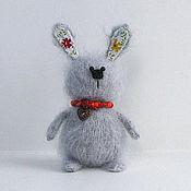 Куклы и игрушки ручной работы. Ярмарка Мастеров - ручная работа Зайка Лили. Handmade.