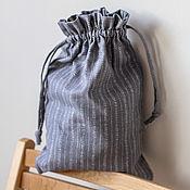 Сувениры и подарки handmade. Livemaster - original item Bags, linen gift bags, storage bags. Handmade.