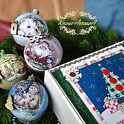 Сувениры и подарки handmade. Livemaster - original item Gift set of balls. Handmade.