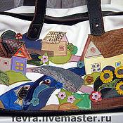 Сумки и аксессуары handmade. Livemaster - original item A big bag of