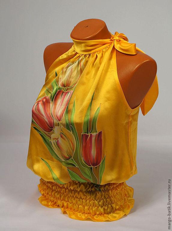 Блузка топ доставка