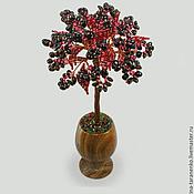 Цветы и флористика handmade. Livemaster - original item The tree of pomegranate