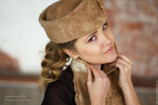 Модель: Анастасия Маринина.