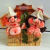 Сувениры и подарки handmade. Livemaster - original item Panel Bath. Handmade.