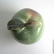 Для дома и интерьера handmade. Livemaster - original item Decorative apple. Handmade.