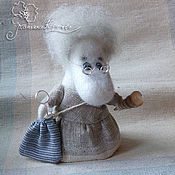 Куклы и игрушки ручной работы. Ярмарка Мастеров - ручная работа Хемуль. Handmade.
