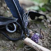 Куклы и игрушки ручной работы. Ярмарка Мастеров - ручная работа Черный дракон. Handmade.