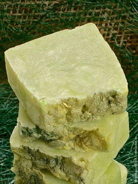 Натуральное мыло `Бодрящая свежесть`