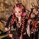 Коллекционные куклы ручной работы. Ярмарка Мастеров - ручная работа. Купить Шарнирная кукла из фарфора, Аустралис. Handmade. Бежевый