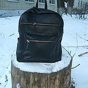 Сумки и аксессуары handmade. Livemaster - original item Backpack made of leather, transformer.BARBADOS.. Handmade.
