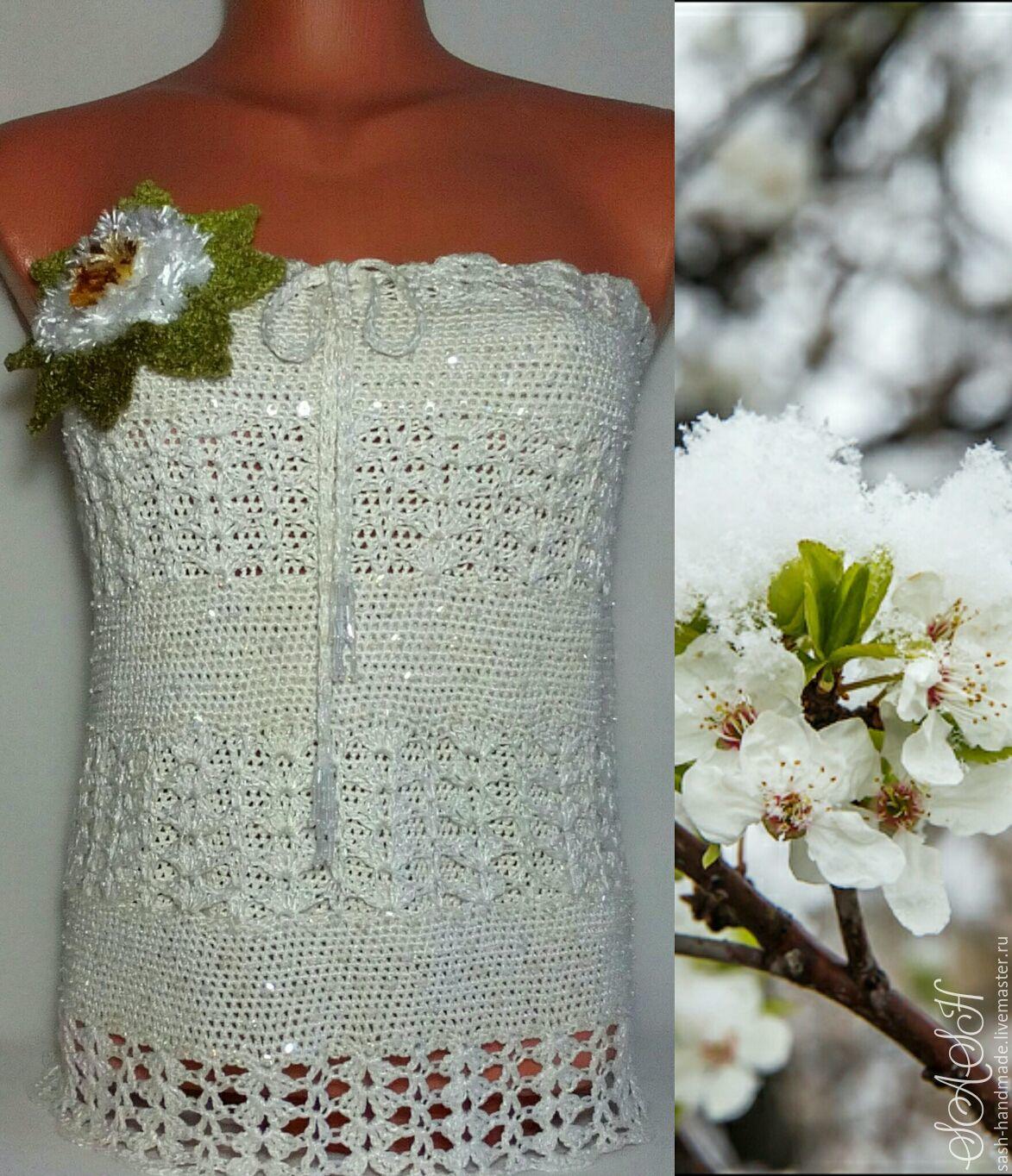 Skirt - top (convertible) 'Snow glitter', Skirts, Ufa,  Фото №1
