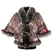 Одежда handmade. Livemaster - original item Jacket - Lady with fur. Handmade.