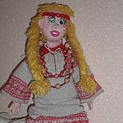 Куклы и игрушки ручной работы. Ярмарка Мастеров - ручная работа ДУНЯША кукла ручной работы. Handmade.