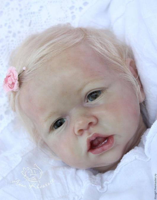 Куклы-младенцы и reborn ручной работы. Ярмарка Мастеров - ручная работа. Купить Saskia by Bonnie Brown. Handmade.
