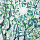 Яркая картина в интерьер Картина импрессионизм Анна Крюкова impression-живопись Авторская живопись Картина с цветами маслом