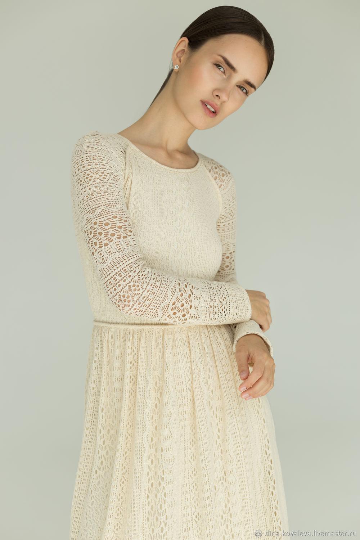 8482c4dbf38 Платья ручной работы. Ярмарка Мастеров - ручная работа. Купить Платье  кружевное в винтажном стиле ...