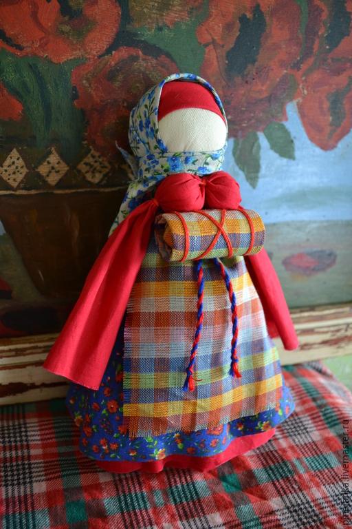 Народные куклы ручной работы. Ярмарка Мастеров - ручная работа. Купить Кукла-оберег на Беременность. Handmade. Кукла, народная кукла