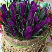 Цветы и флористика handmade. Livemaster - original item Sweet song