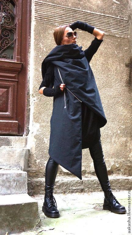 Пальто, пальто безрукавка, теплое пальто, жилет