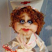 Куклы из капрона и синтепона